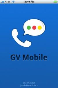 Google Voice Application