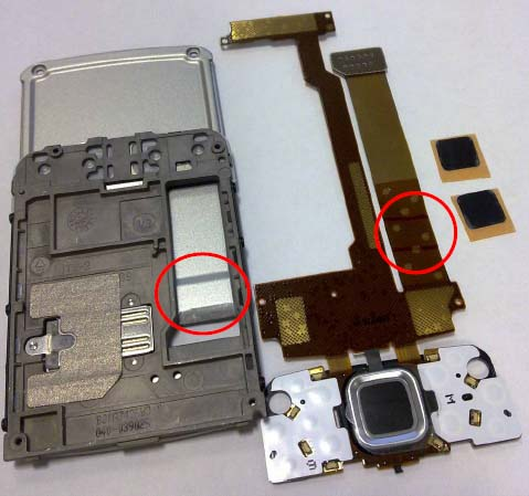Nokia N96 νέα flex
