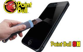 PaintBull 9H από το 9Volto. Αόρατο Screen Protector Antiscratch με νανοτεχνολογία