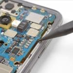 Επισκευή μητρικής πλακέτας Samsung