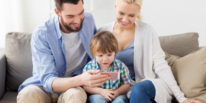 κινητό τηλέφωνο και επίβλεψη παιδιών