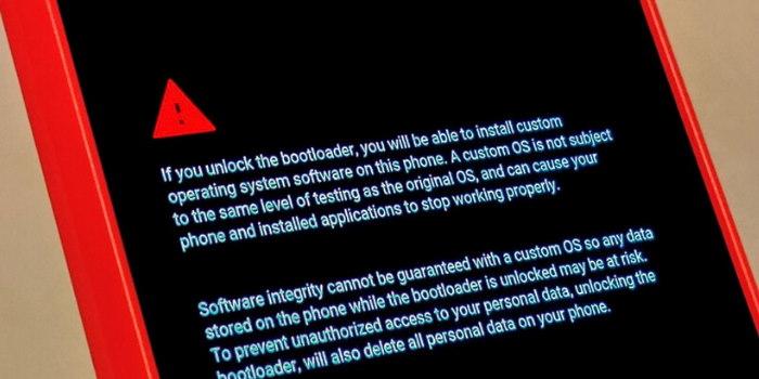 τι είναι ο bootloader στα κινητά τηλέφωνα