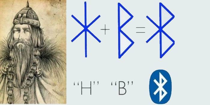 γιατί ονομάστηκε bluetooth