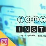 Πως αλλάζω γραμματοσειρά στο instagram