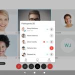 Γιατί δεν λειτουργεί το WebEx στο κινητό
